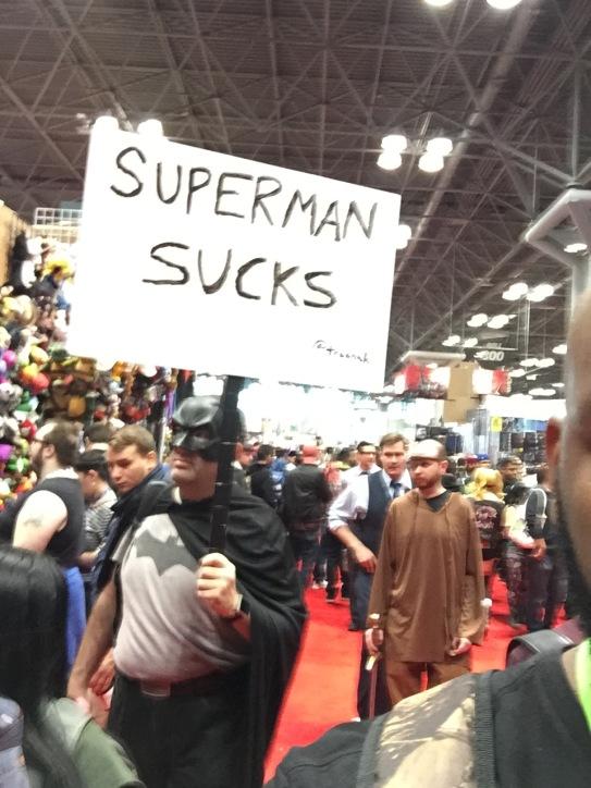 Ha! But we still love him.