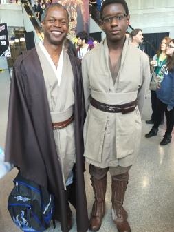 Jedi, Jedi everywhere!