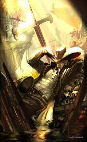 Hawkeye Mihawk Artwork by: Mofumura