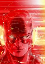The Flash by Yildiray Cinar Weekly Pic 10/25/15