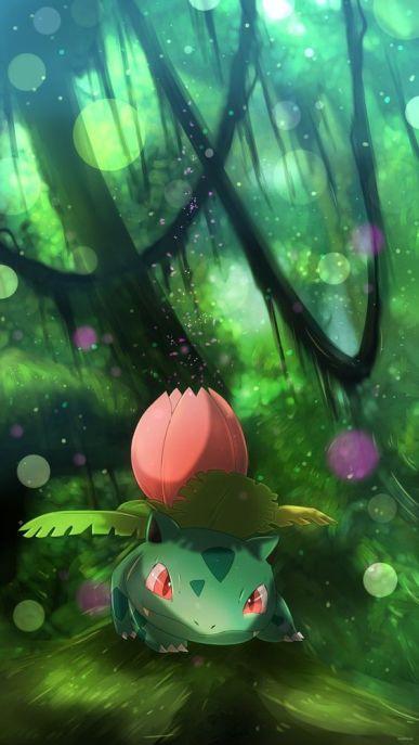 Ivysaur by AutobotTesla