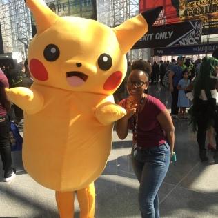 Hey, Pikachu!