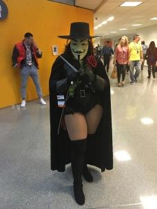 V for Vendetta