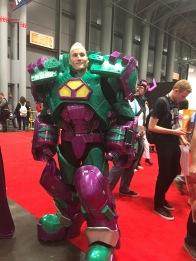 Lex in his Power Suit