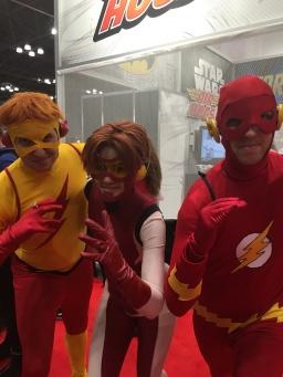 Reverse Flash, Impulse, The Flash