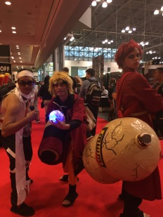 Naruto - peep the Rasengan!