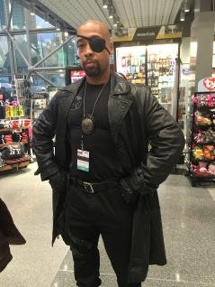 Nick Fury.