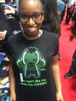 Love my new shirt! :-)