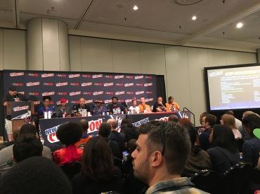 Black Heroes Matter Panel
