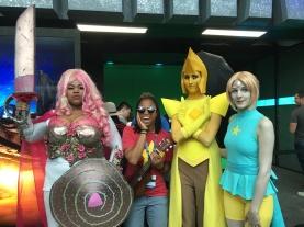 We're crazy about Steven Universe