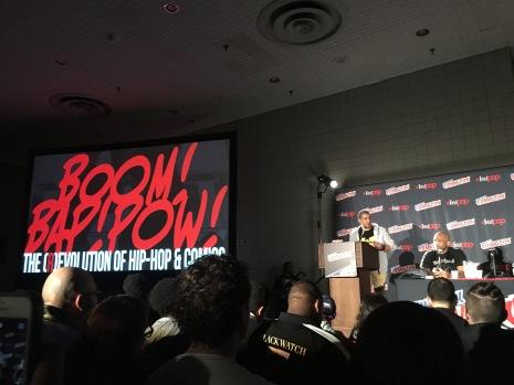 Boom! Bap! Pow! The (R)evolution of HipHop & Comics