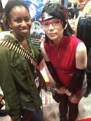 Sasuke's daughter is adorbs!