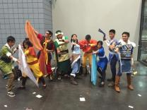 Can you guess who is who from The Last Airbender and Korra?