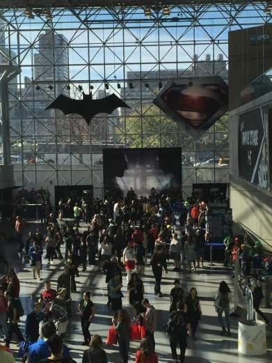 Batman Vs. Superman Display