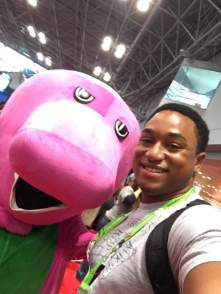 Barney & Amni-Flux