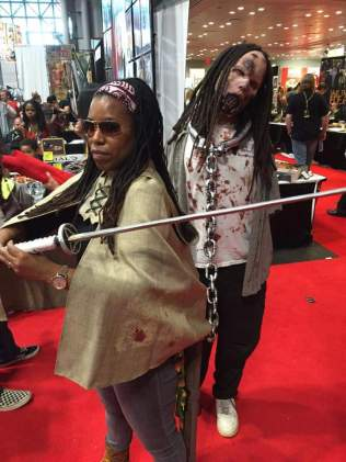 Michonne - The Walking Dead