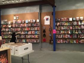Comic book Wall