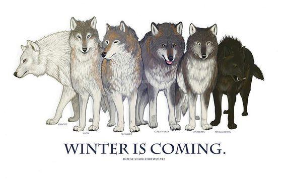 direwolves