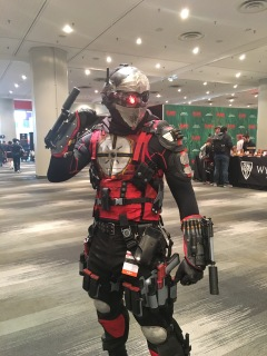 Deadshot is so 100!