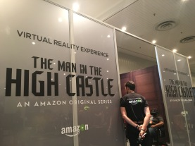 Virtual reality was dope.
