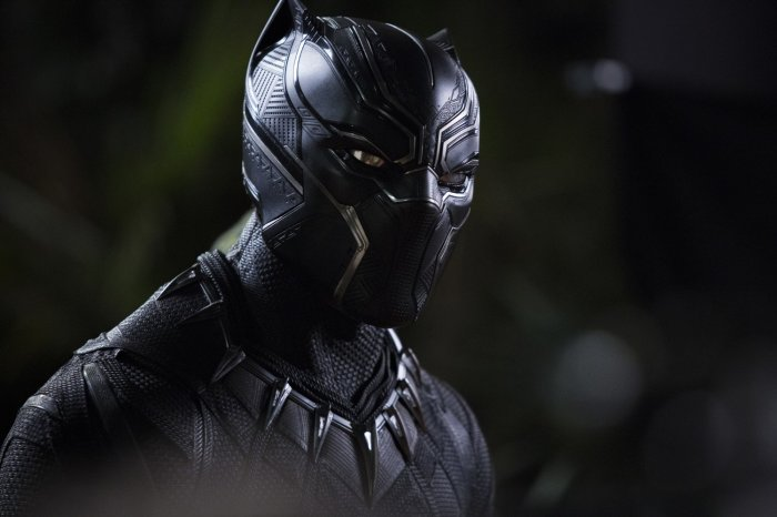 Black Panther from Disney/Marvel Studios