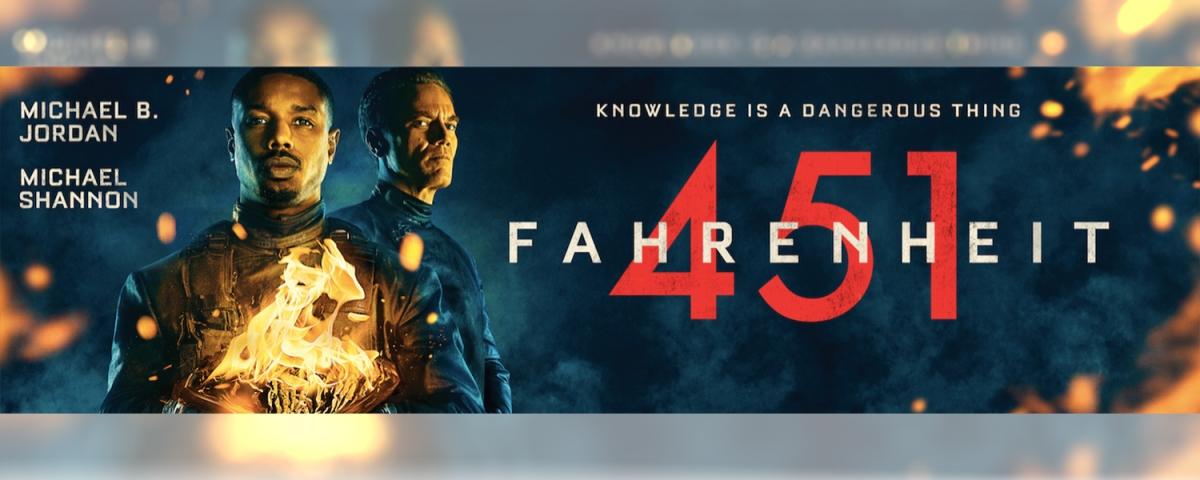 Fahrenheit 451: Montag's Decision