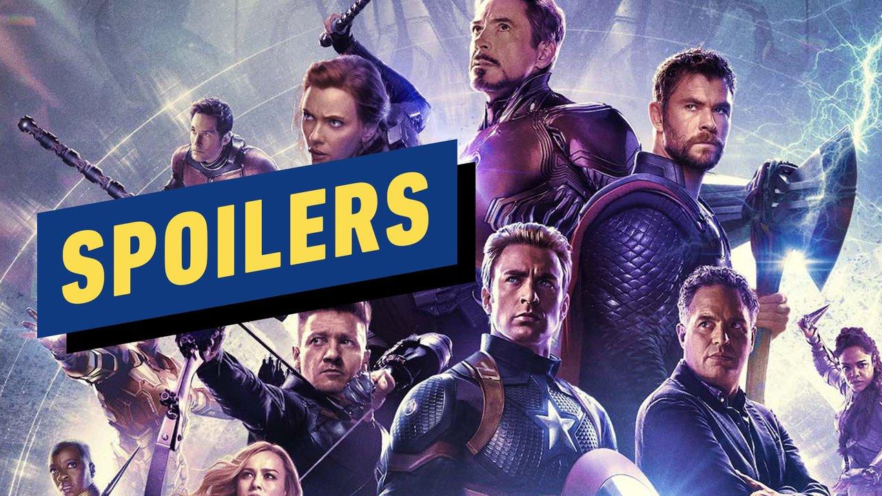Haven T Seen Avengers Endgame We Ve Got You Covered Riceball